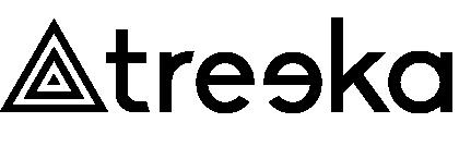 Treeka logo with triange icon